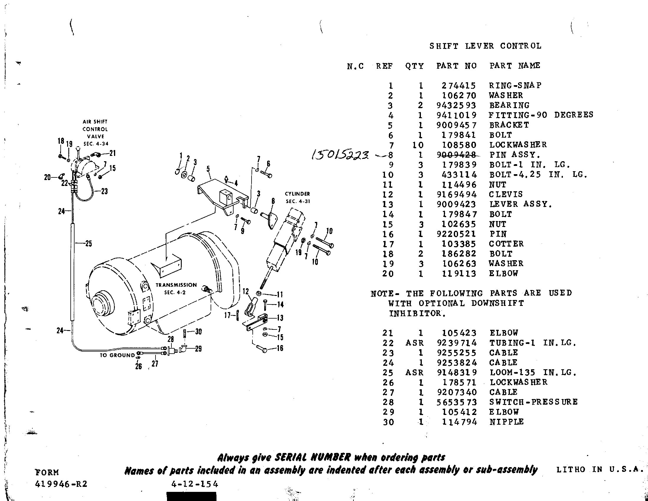 Allison 1000 6 Sd Wiring Diagram on allison 4000 parts diagram